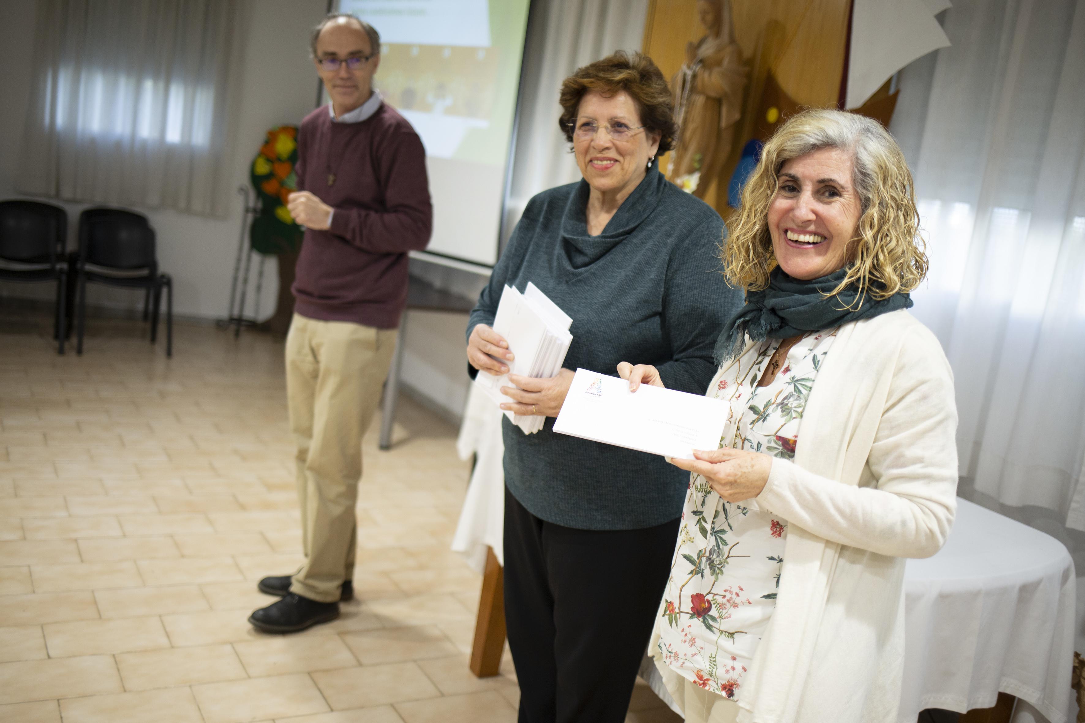 La Asociación Almanjáyar en Familia ayudó a 360 personas en 2019