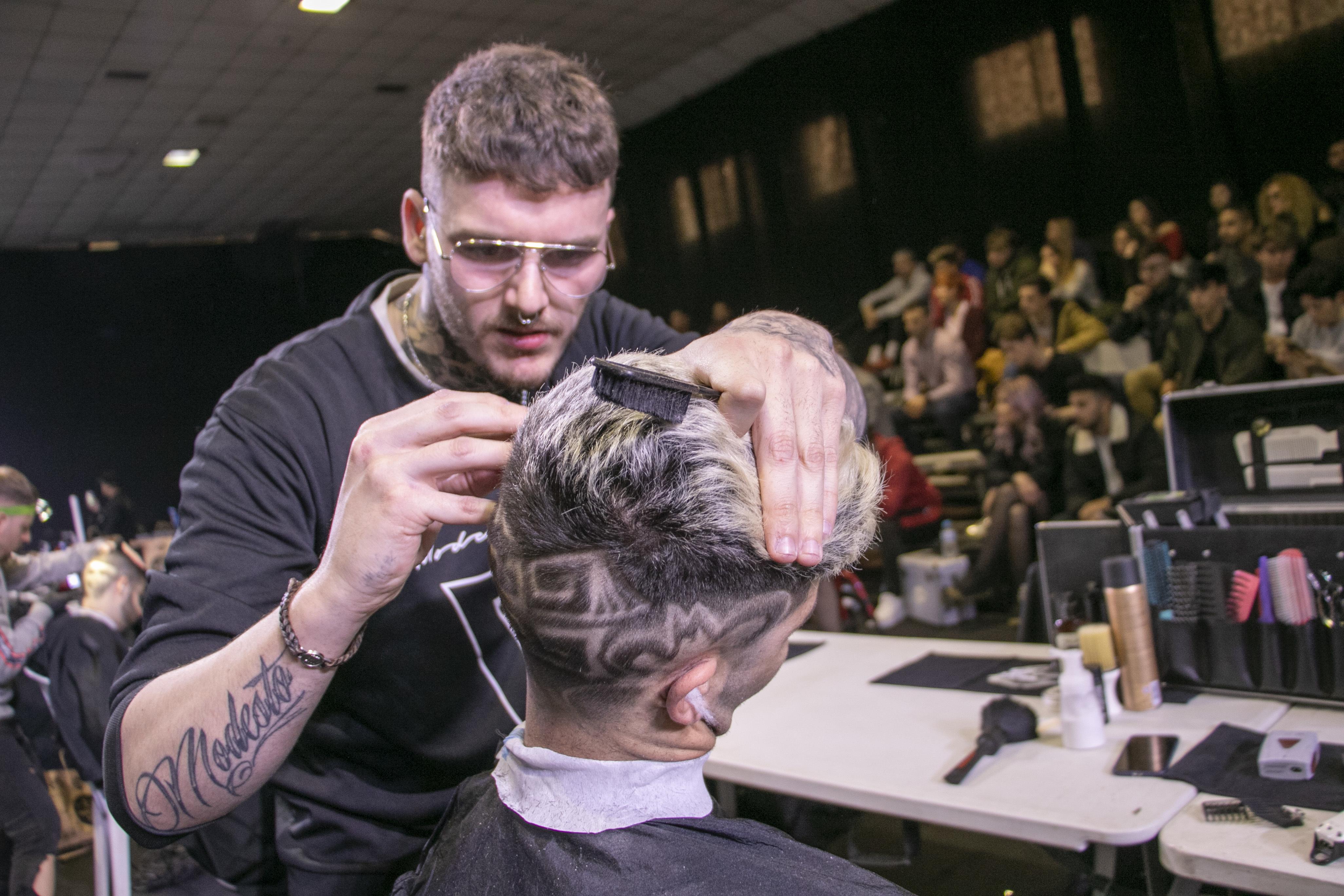 La peluquería, la barbería, la estética y la moda cita este fin de semana en Fermasa