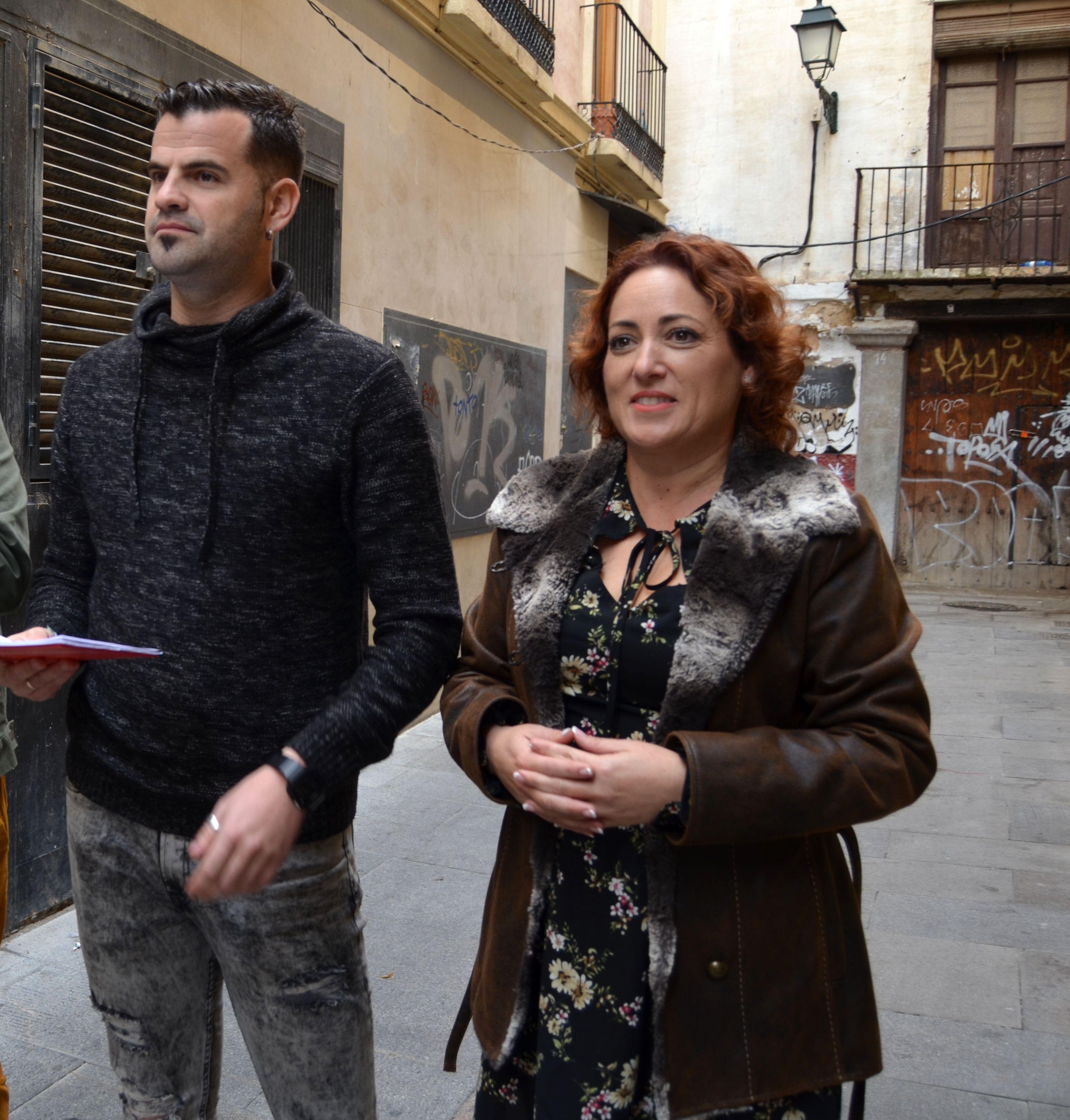 IU traslada a Diputación la pobreza energética en la zona norte