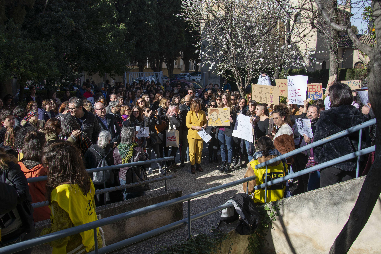 La Universidad muestra todo su apoyo al estudiante detenido en Egipto