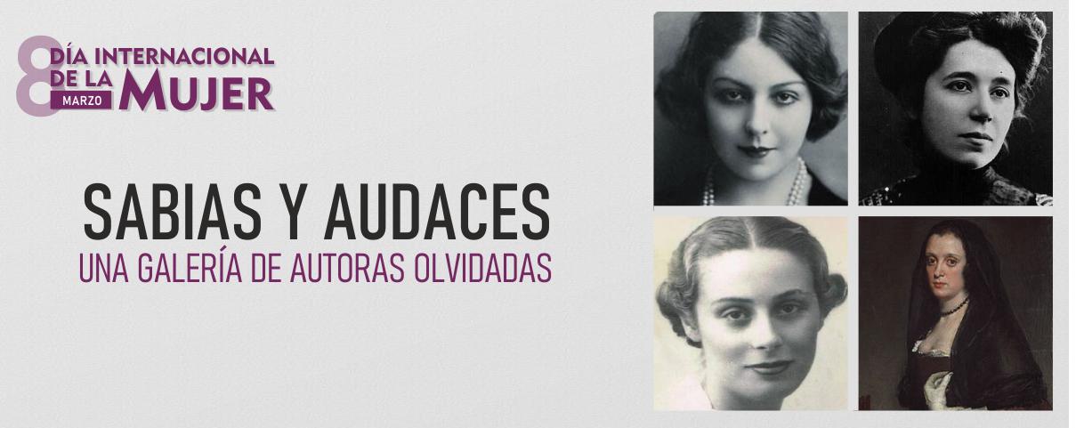 El Centro Andaluz de las Letras se suma a la celebración del Día de la Mujer con una programación especial