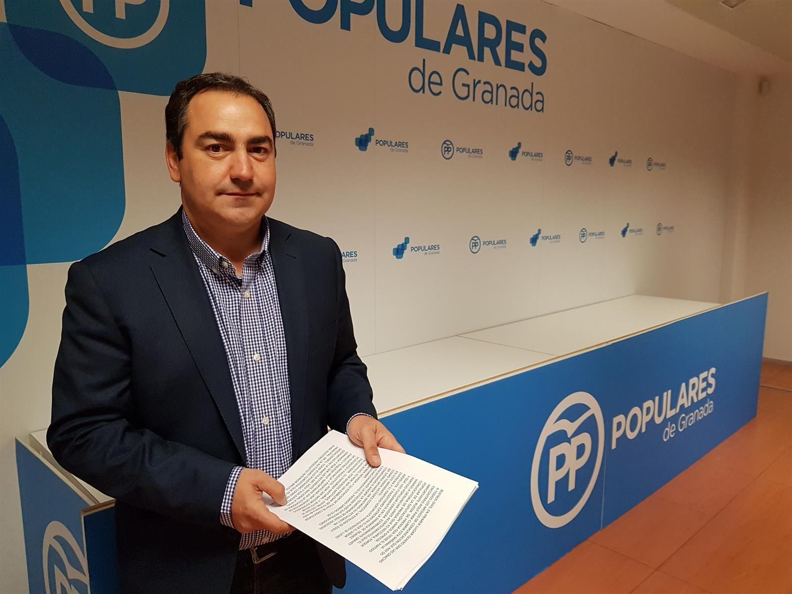 El PP pide la dimisión del alcalde de Domingo Pérez por el uso de la violencia en la tractorada