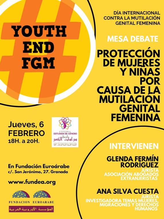 Jornada en la Euroarabe en el Día Internacional contra la Mutilación Genital Femenina