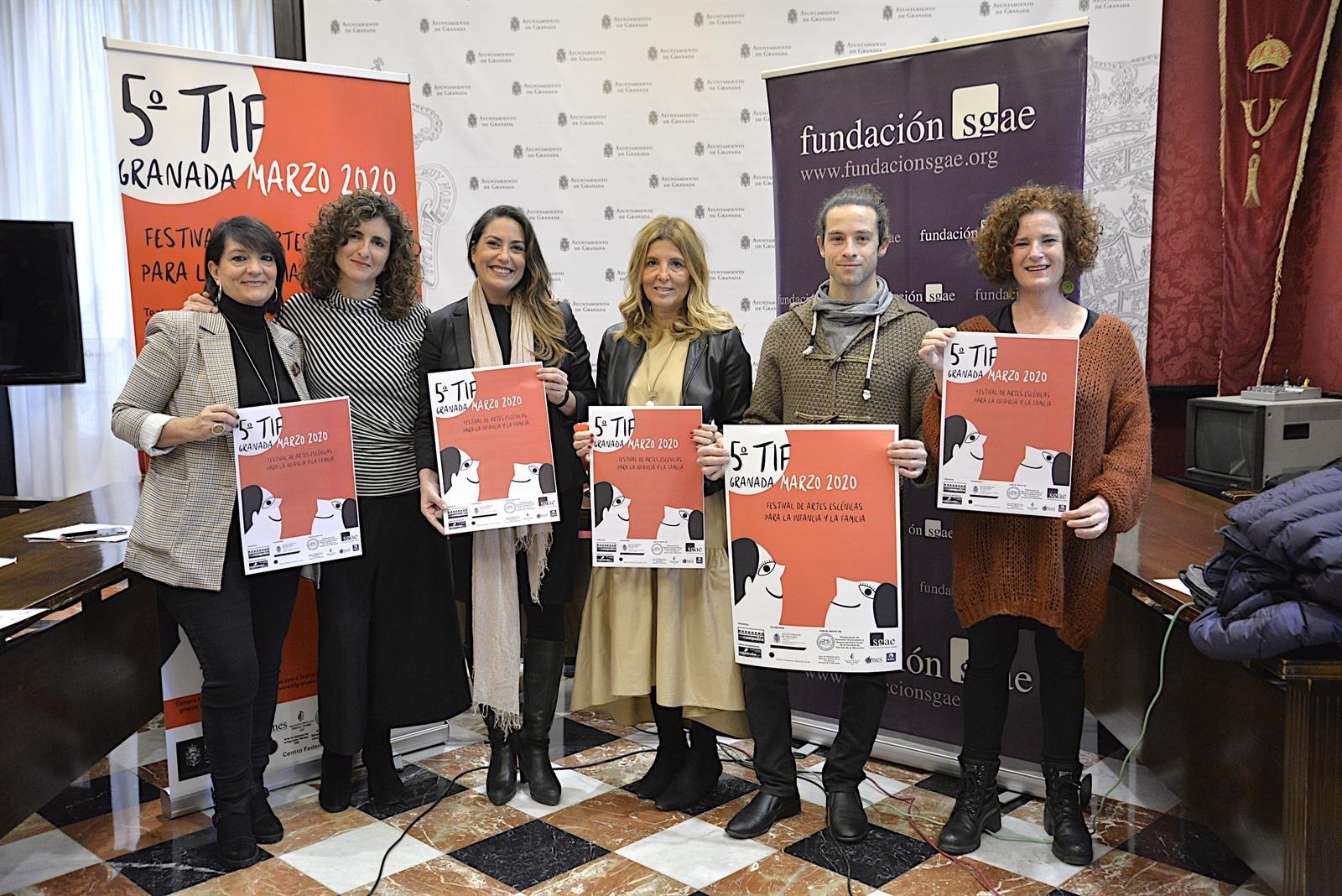 Granada acoge un festival para disfrutar en familia de las artes escénicas, el TIFGranada
