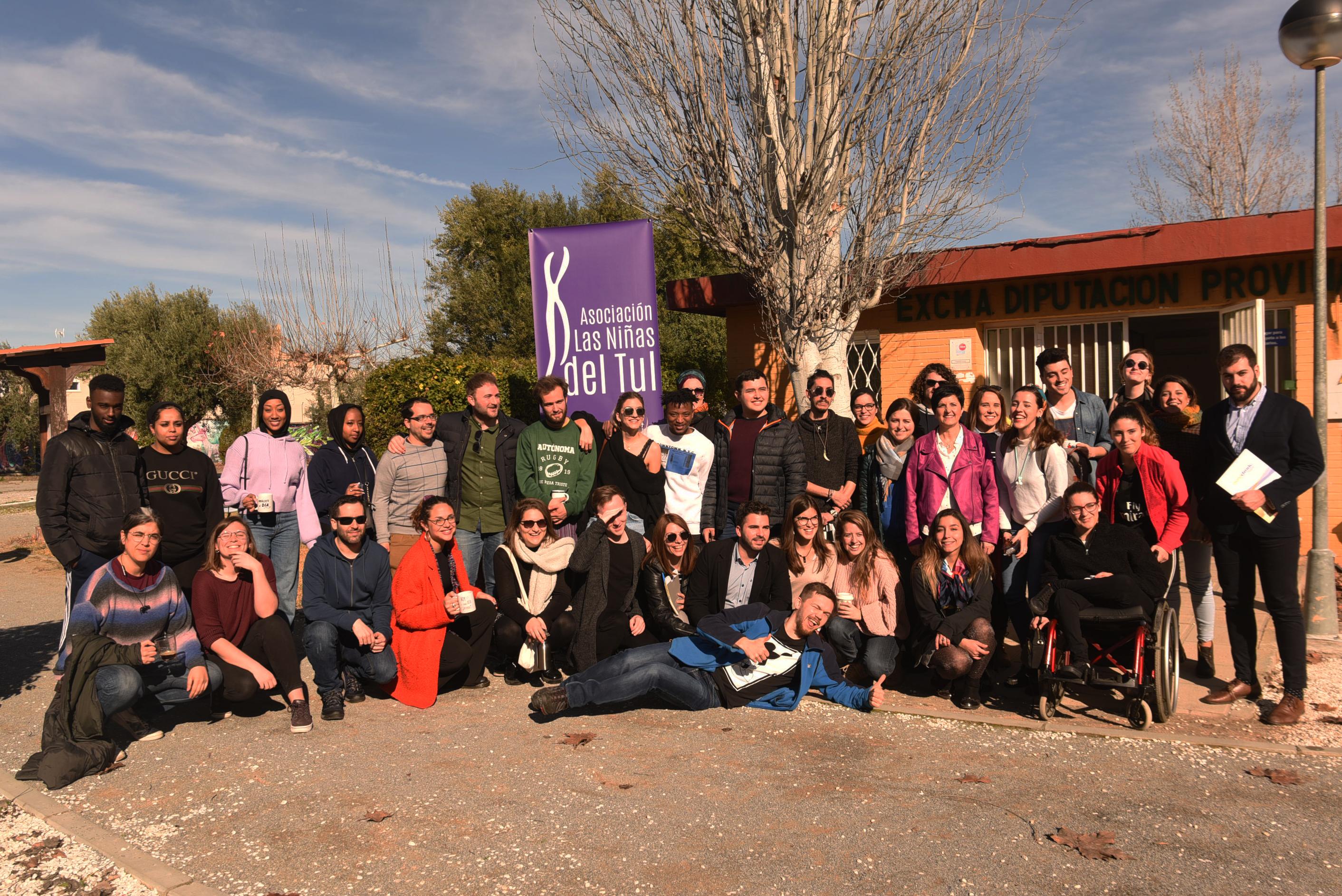 La Ciudad Deportiva de Diputación acoge un encuentro europeo sobre juventud e igualdad