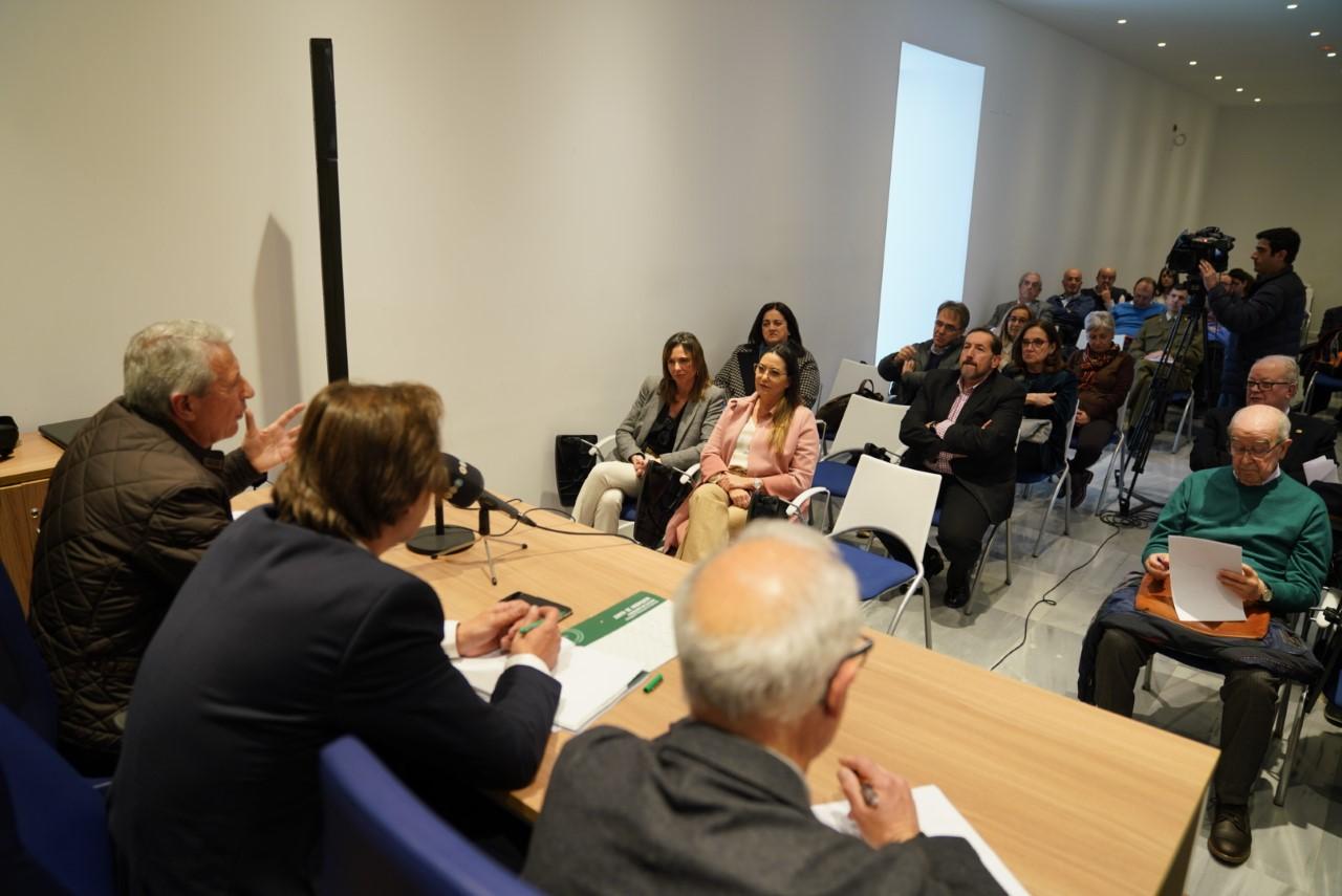 Debate en el Cuarto Real sobre los compromisos yoportunidades de ser «Ciudad Unesco»