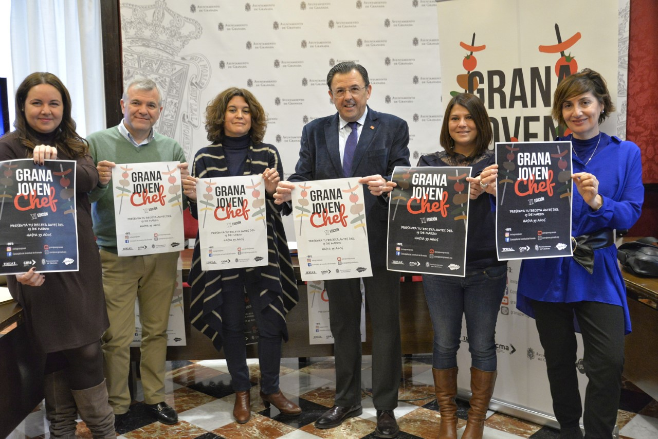 Convocada la VII edición del concurso «Granachef»