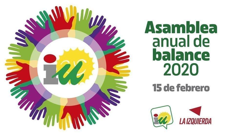 60 delegados de Izquierda Unida de Granada acudirán a la asamblea anual de balance de la organización en Andalucía