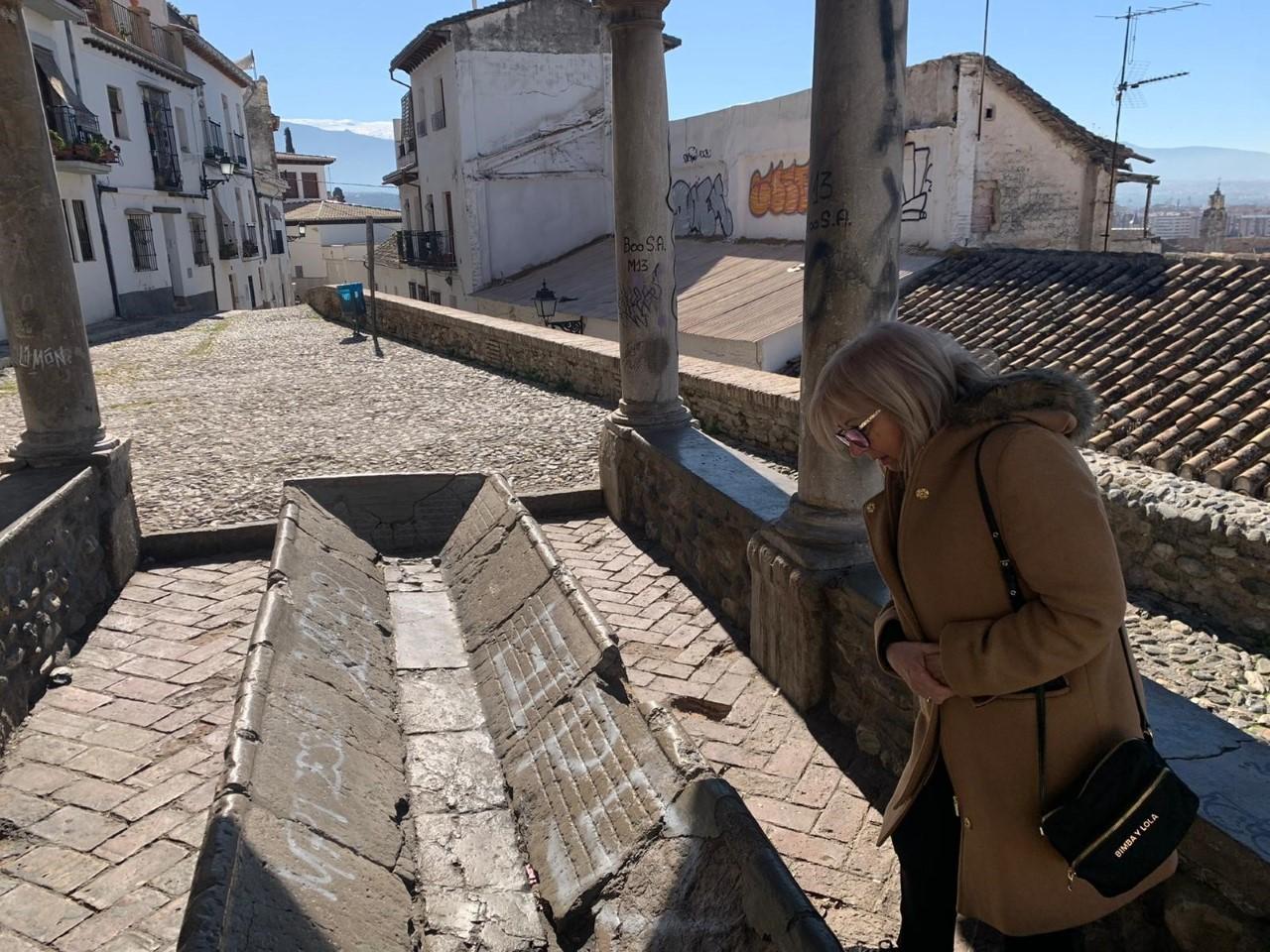 El PSOE exige al equipo de gobierno una intervención en el Lavadero del Sol en el Realejo