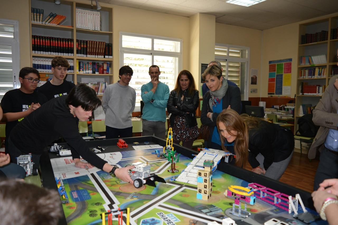 El Torneo LEGO reunirá a más de 200 estudiantes de la provincia de Granada