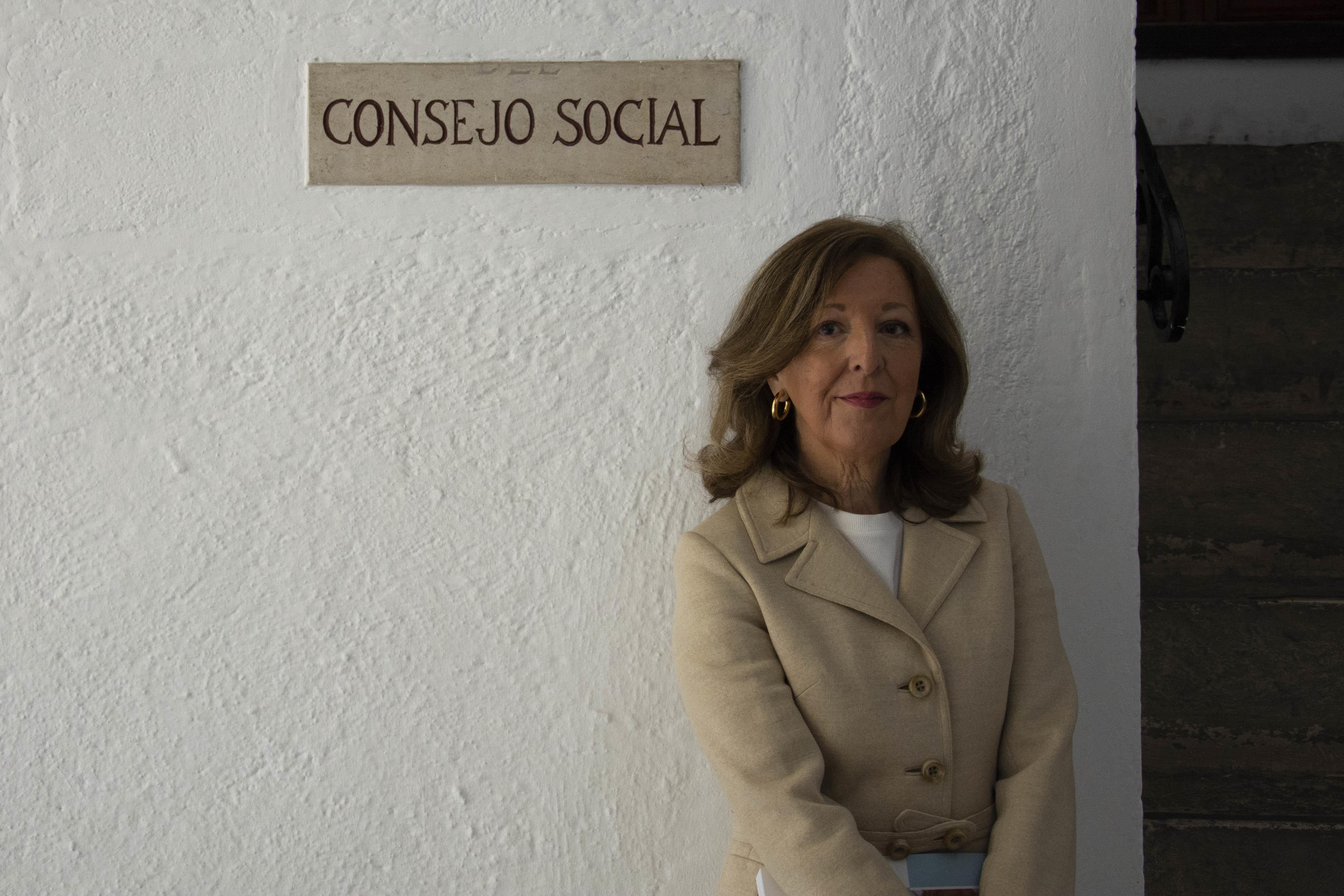 María Teresa Pagés Jiménez, nueva presidenta del Consejo Social de la Universidad de Granada