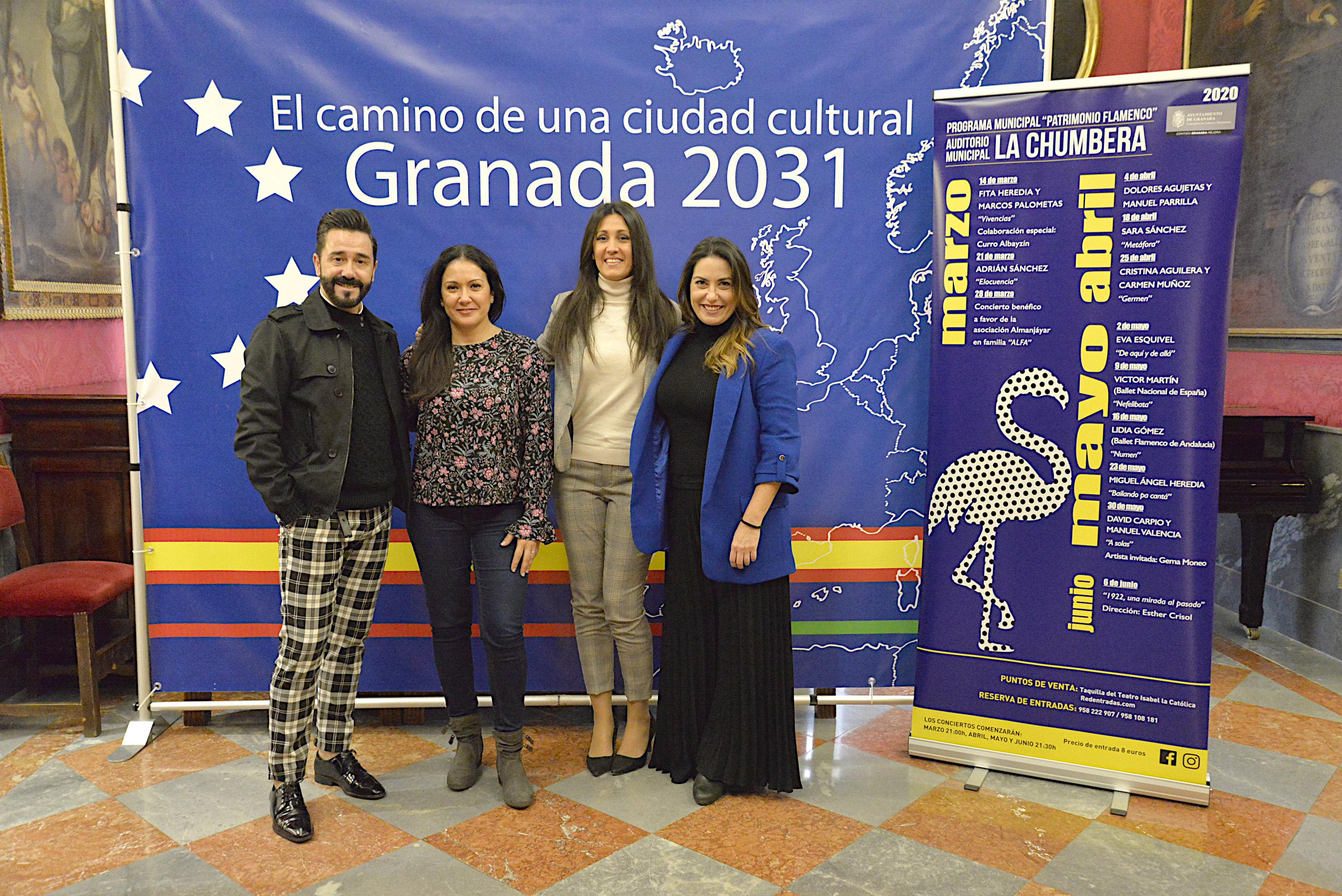 La Chumbera presenta una nueva edición del festival «Patrimonio Flamenco»
