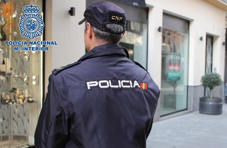 La Policía Nacional identifica a dos mujeres como presuntas autoras de múltiples robo en domicilios de la zona centro