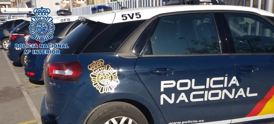 Detenidos tres jóvenes por agredir presuntamente a un comerciante