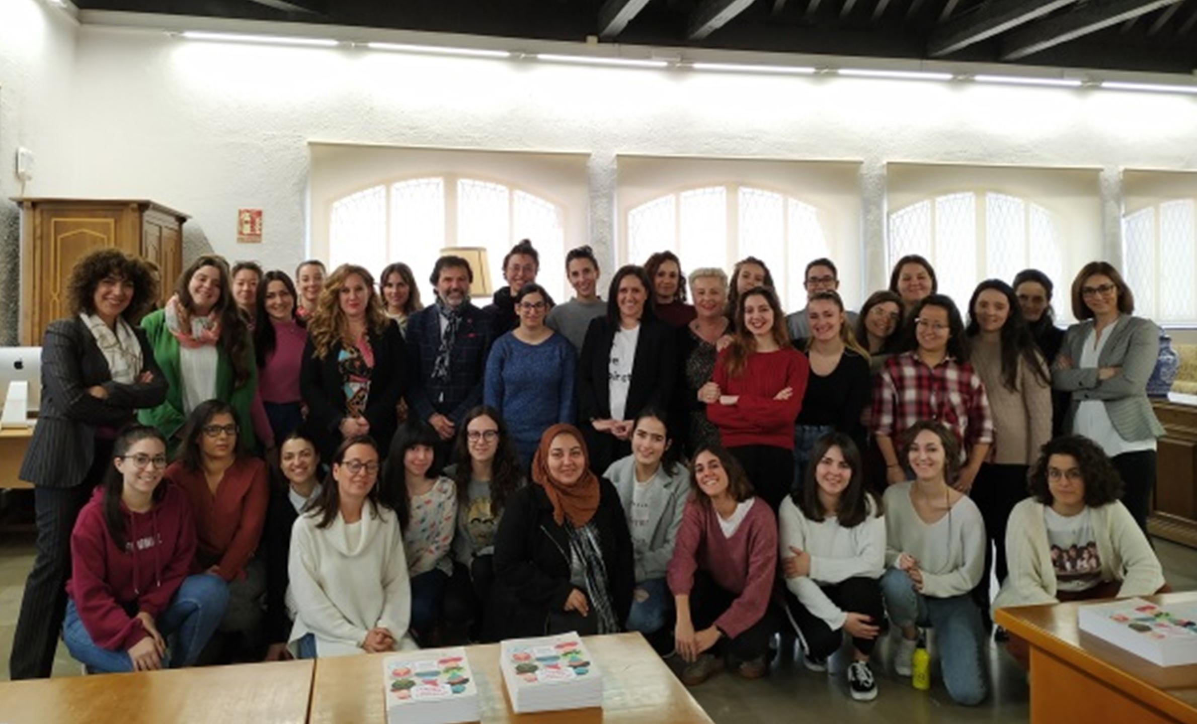 El programa UNIVERGEM forma a estudiantes de la UGR en un itinerario de inserción laboral desde la perspectiva de género