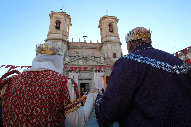 Santa Fe suspende la fiesta de las Capitulaciones