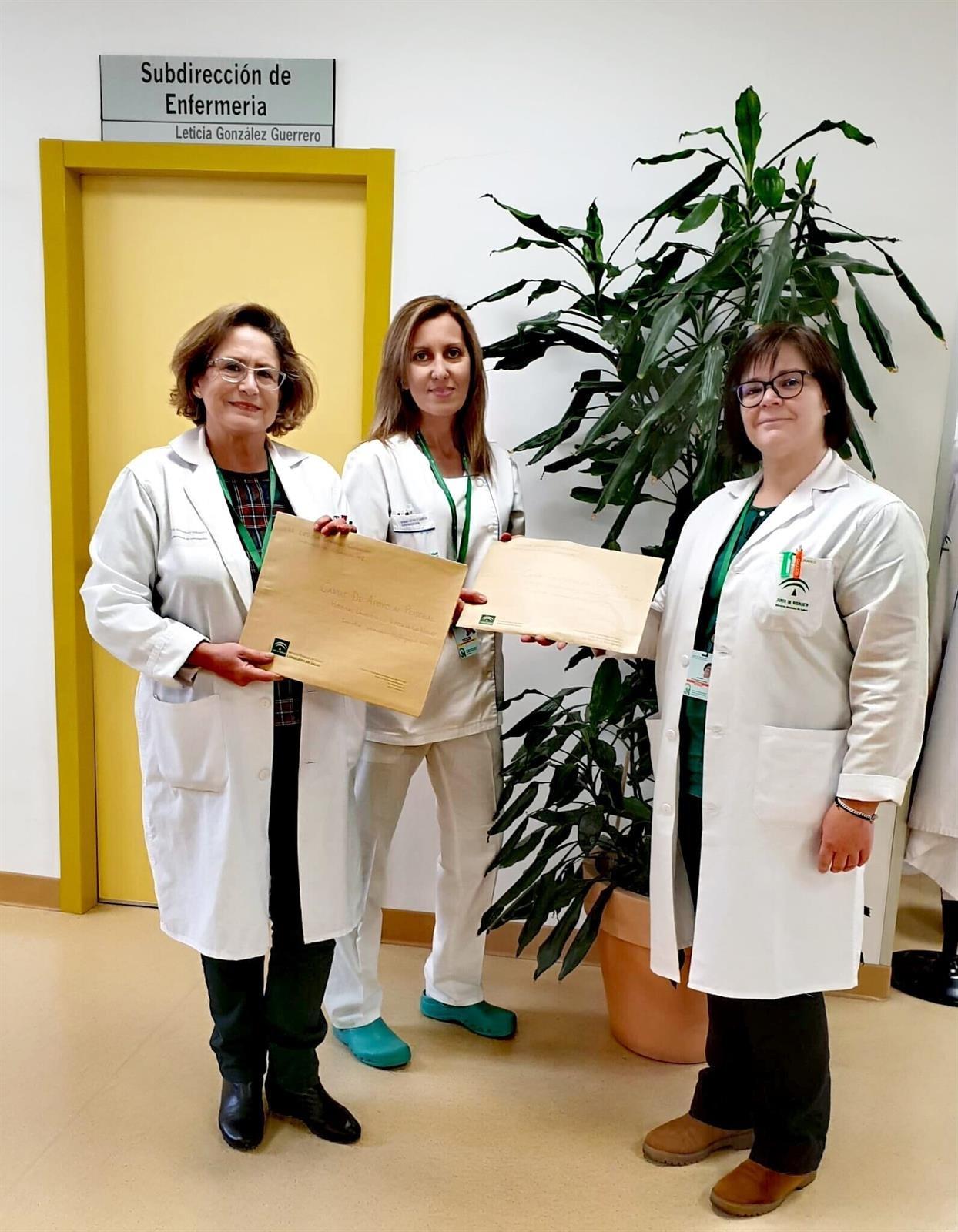 El Virgen de las Nieves recoge cartas de apoyo para pacientes con coronavirus