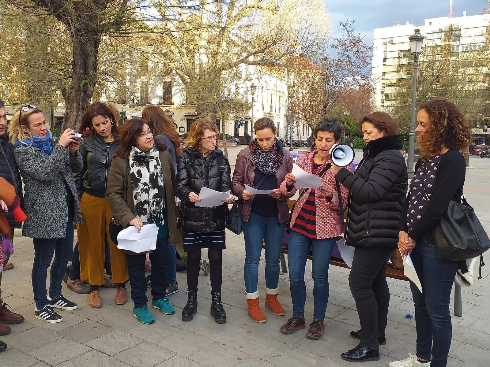 La Asociación Comunicadoras Granada presenta el informativo feminista 'Las noticias que nos gustaría contar'