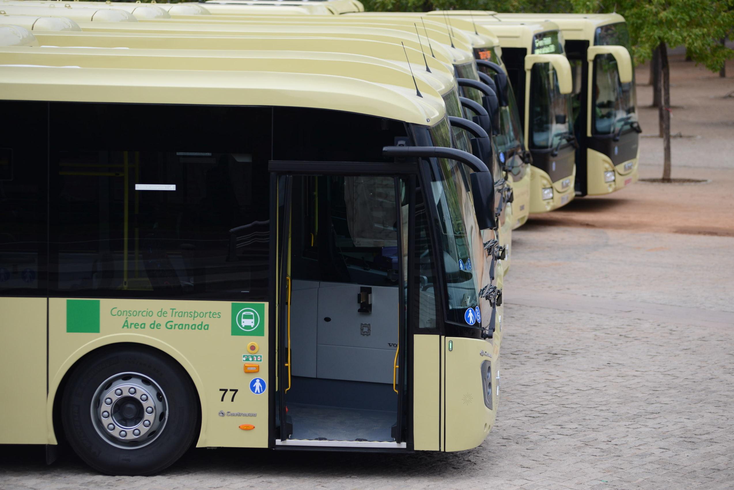 El Consorcio de Transportes de Granada aprueba un presupuesto de 16,8 millones, «el mayor de su historia»