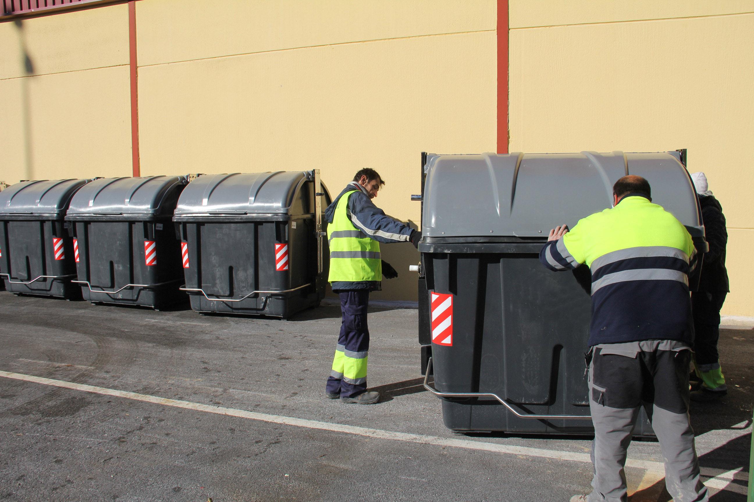 Diputación habilita un canal de gestión diferenciado para la recogida de residuos con Covid-19