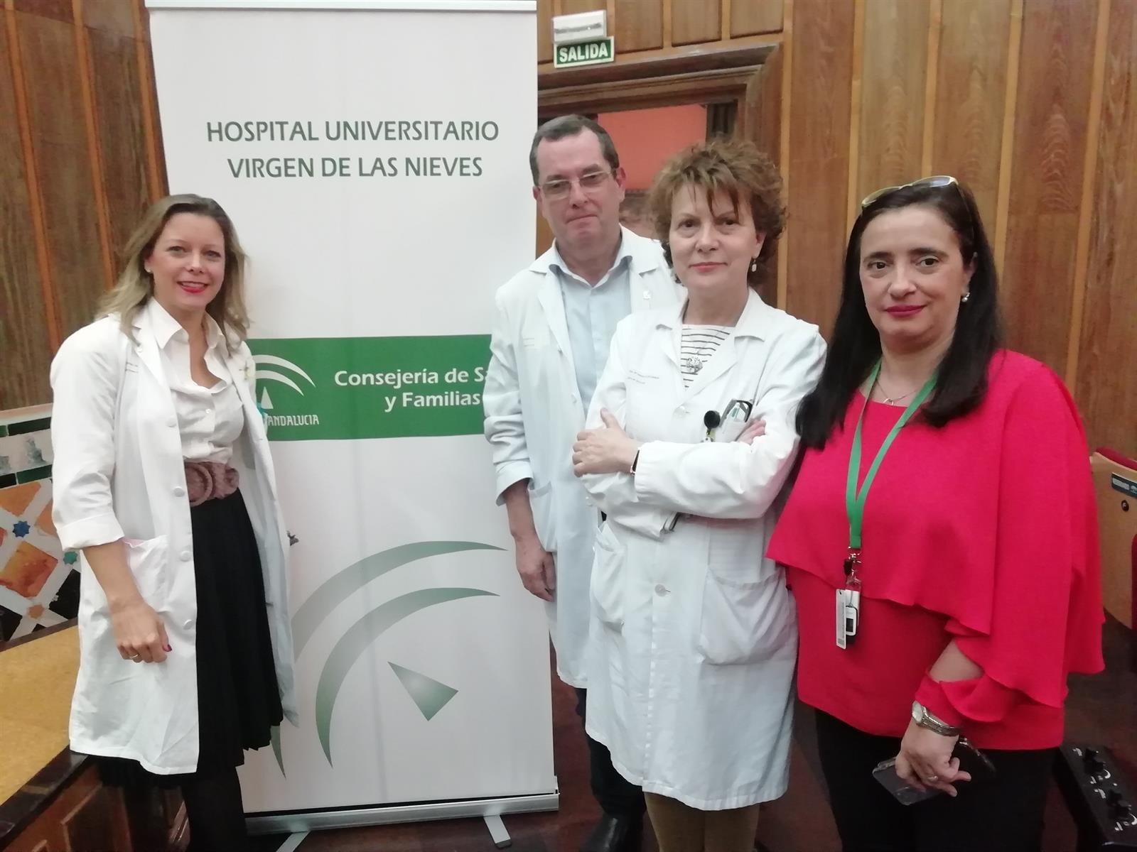 El Hospital Virgen de las Nieves atiende a mil pacientes con lesiones por virus de papiloma humano
