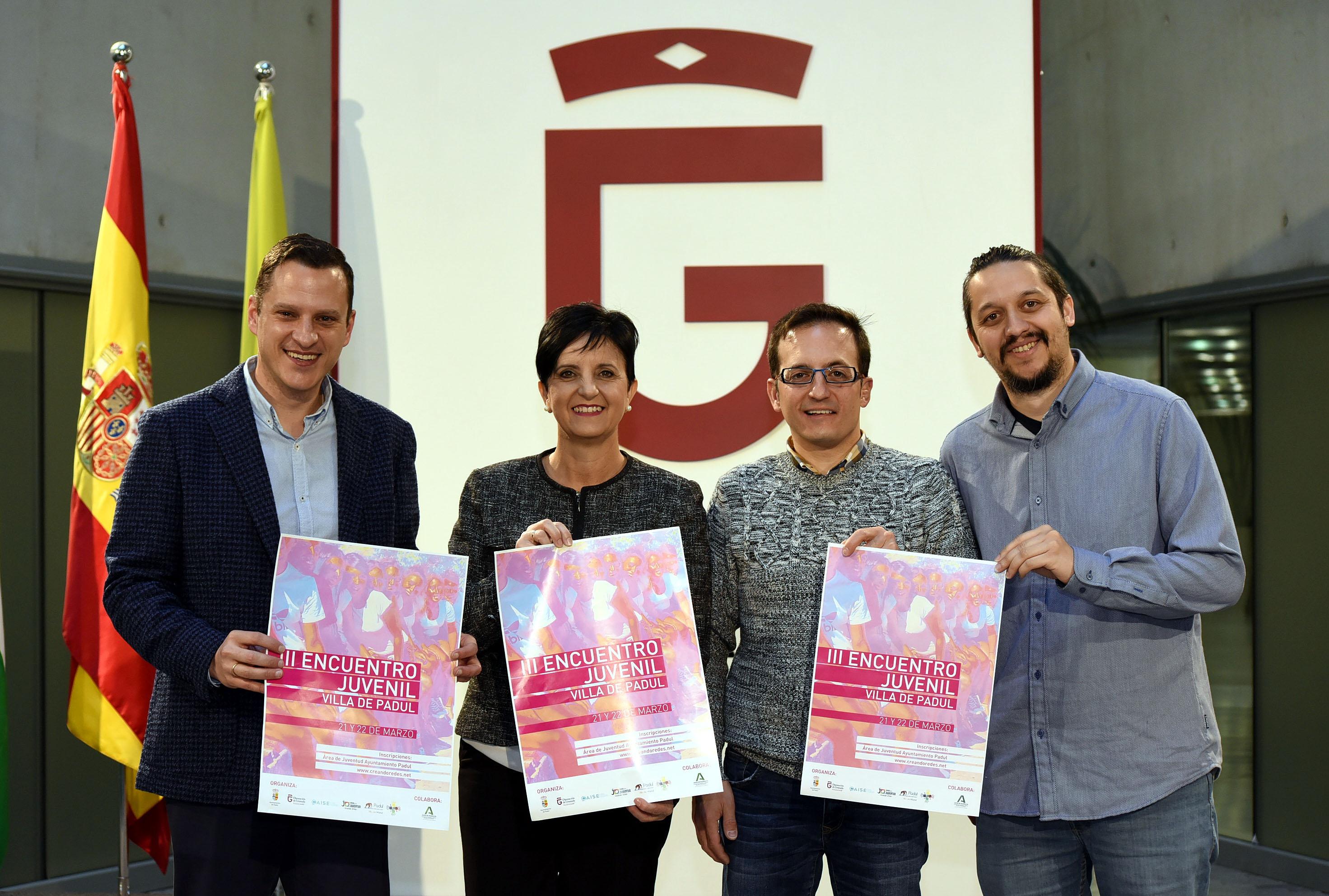 El Padul organiza un encuentro para fomentar la participación juvenil