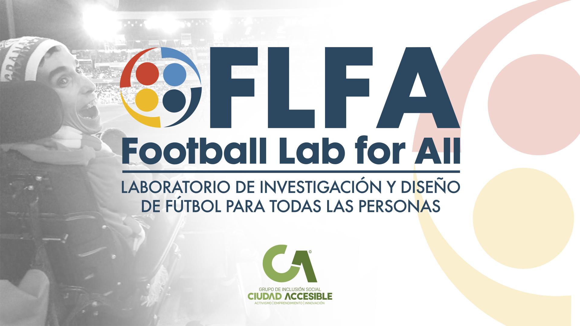 'Football Lab for all' o cómo hacer del fútbol un deporte adecuado para todos