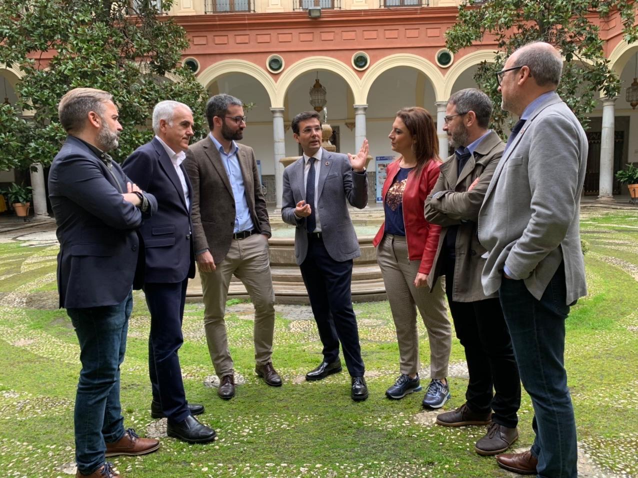 El PSOE pedirá comisiones de investigación para esclarecer el «pacto de la venta de Granada» entre PP y Ciudadanos