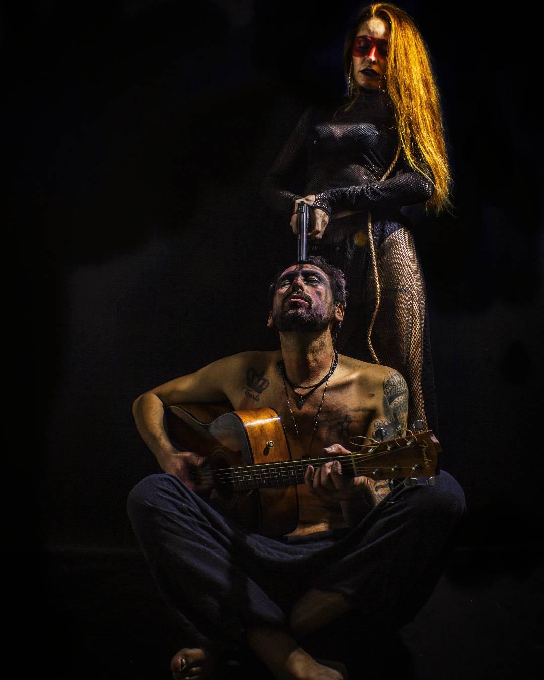 Indio presenta «El Desierto – Capítulo I»