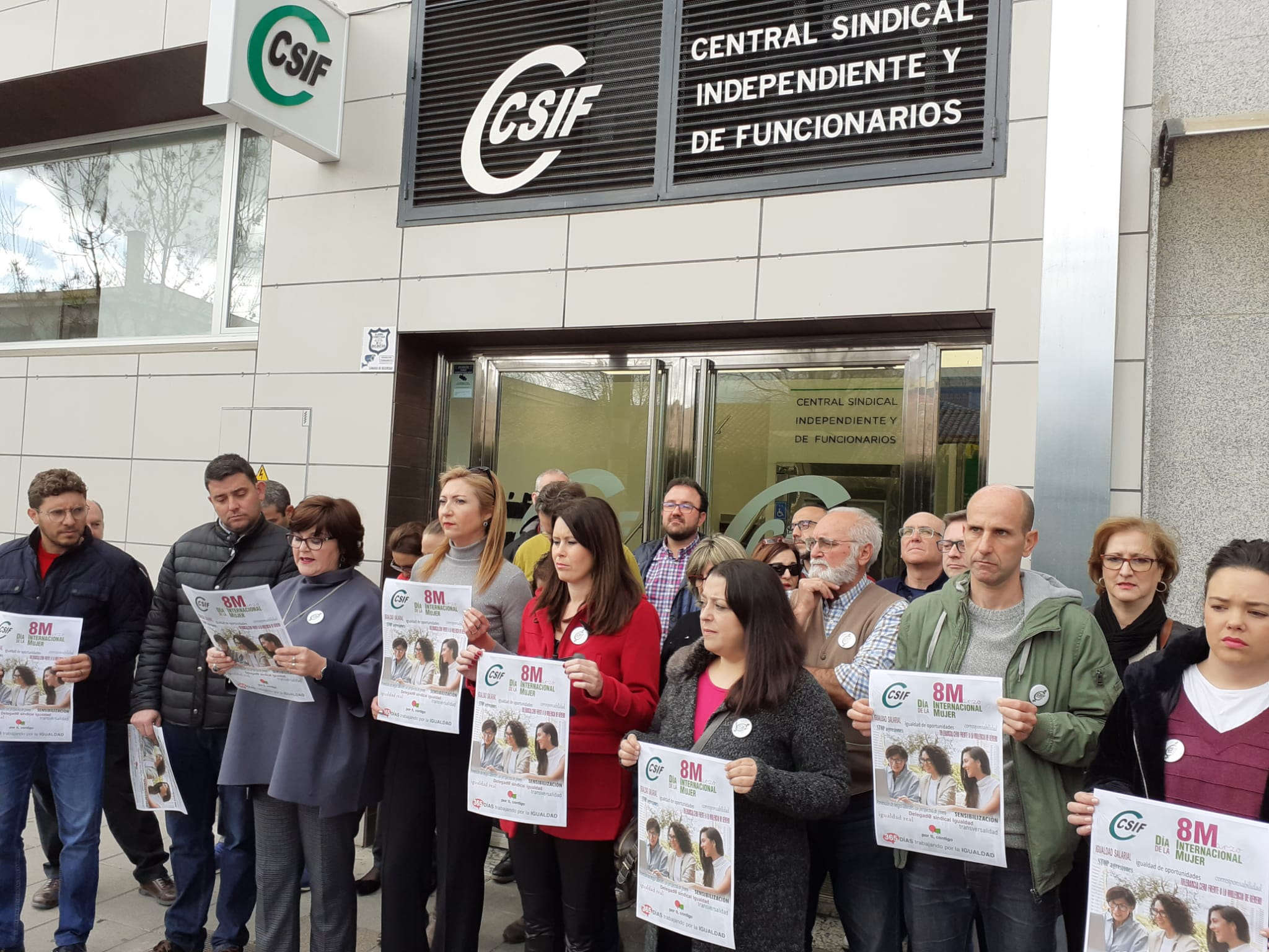 CSIF denuncia que seis de cada diez contratos temporales en la administración son para las mujeres