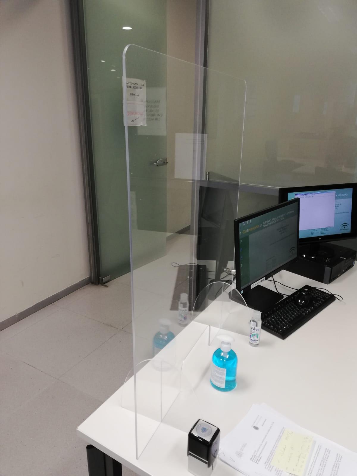 CCOO solicita la realización de test de antígenos y vacunación para el personal de Justicia
