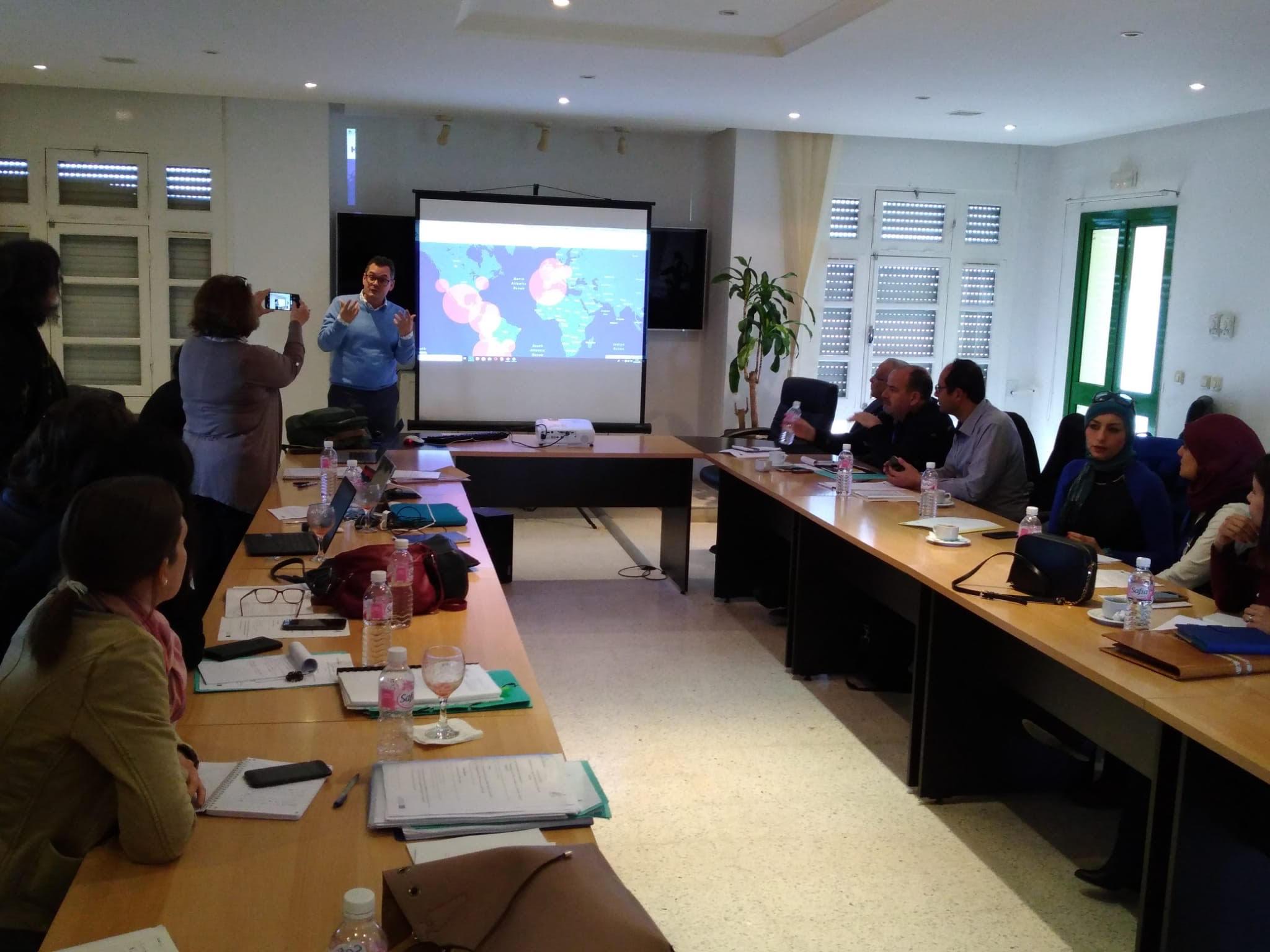 Comienza el proyecto RAQMYAT para potenciar las ciencias sociales y humanidades digitales en universidades tunecinas