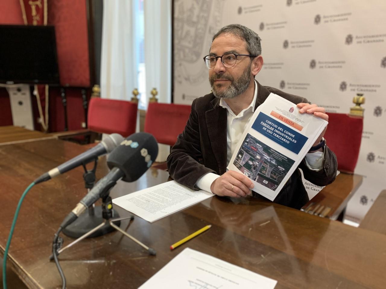 El PSOE denuncia que el Área de Urbanismo no ha tramitado ningún proyecto nuevo en 8 meses