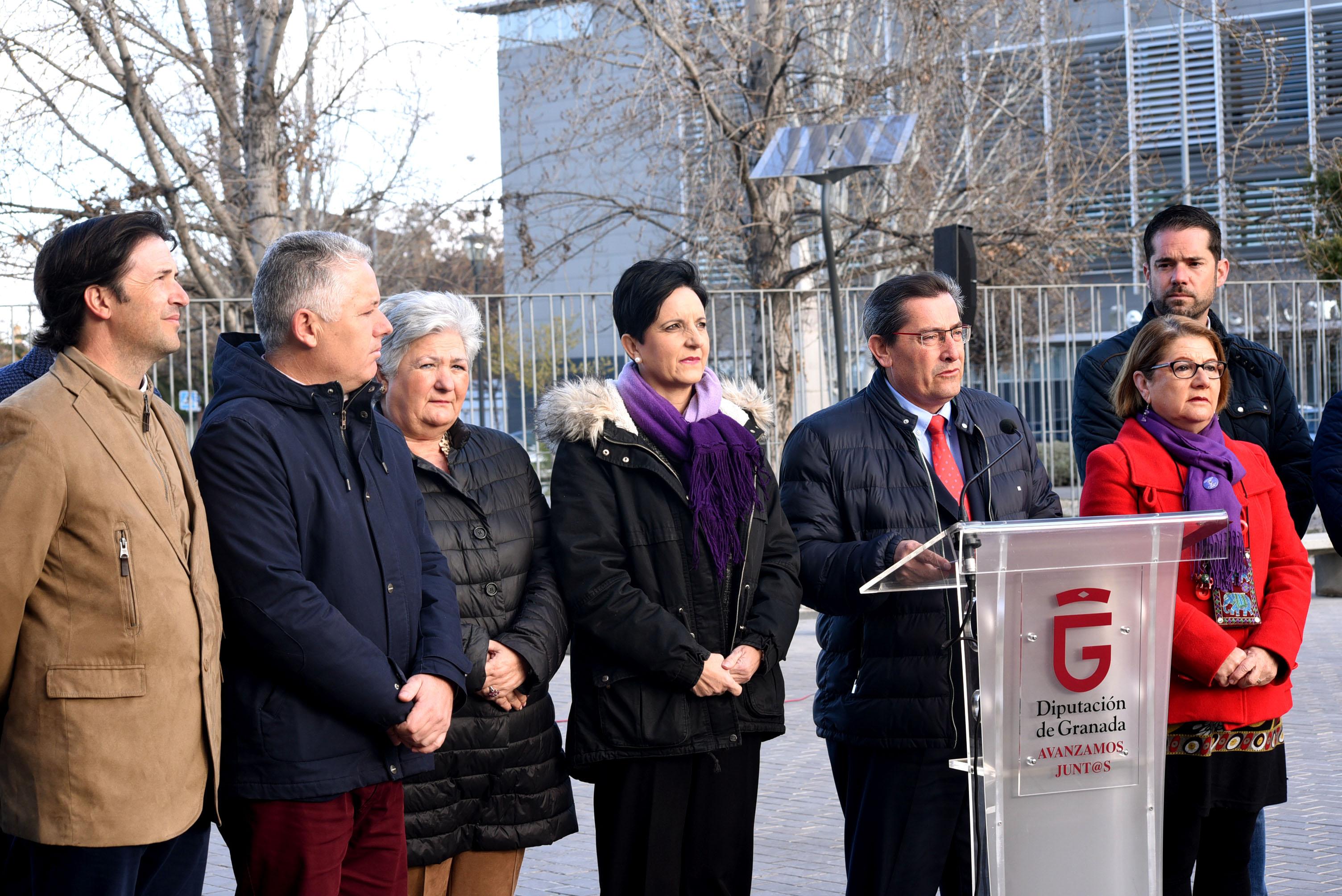 Diputación defiende la igualdad como derecho irrenunciable de las mujeres