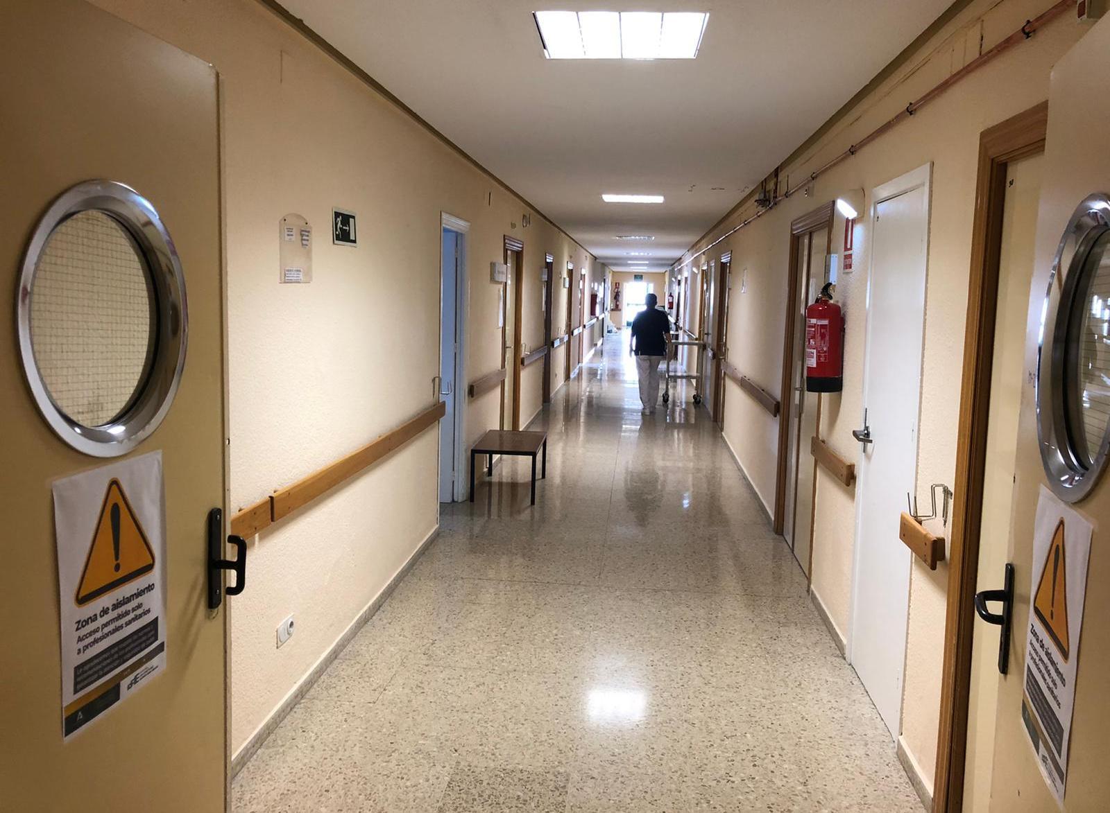 50 curados y sólo 13 nuevos infectados durante el viernes en Granada