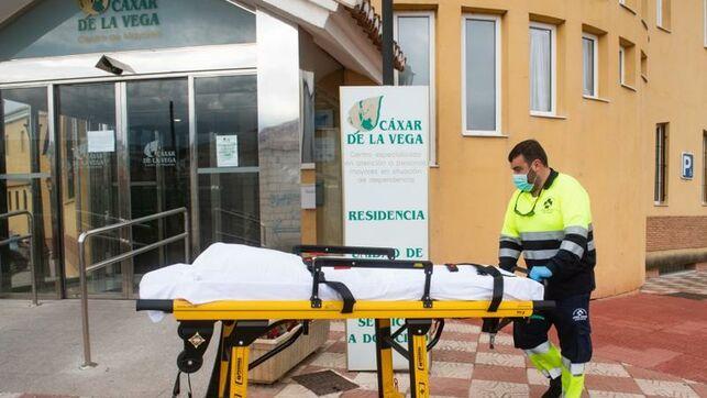 La Junta contabiliza 72 fallecidos en residencias en la provincia