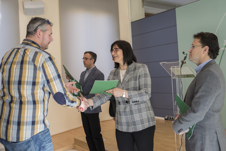 Los invernaderos de Granada podrán mejorar su rendimiento con las ayudas de Agricultura