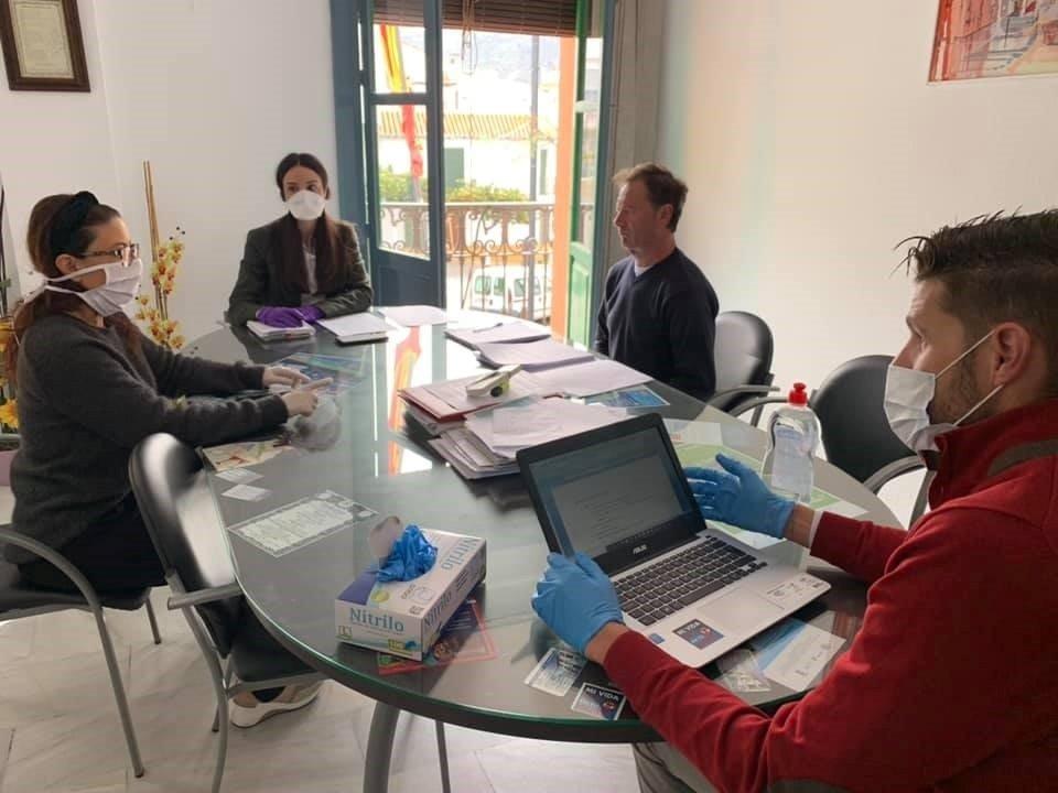 Lanjarón confirma los dos primeros casos y cierra su ayuntamiento hasta el 1 de abril
