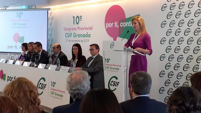 Datos EPA: CSIF Granada valora con prudencia el descenso del paro y urge blindar la sanidad y la educación