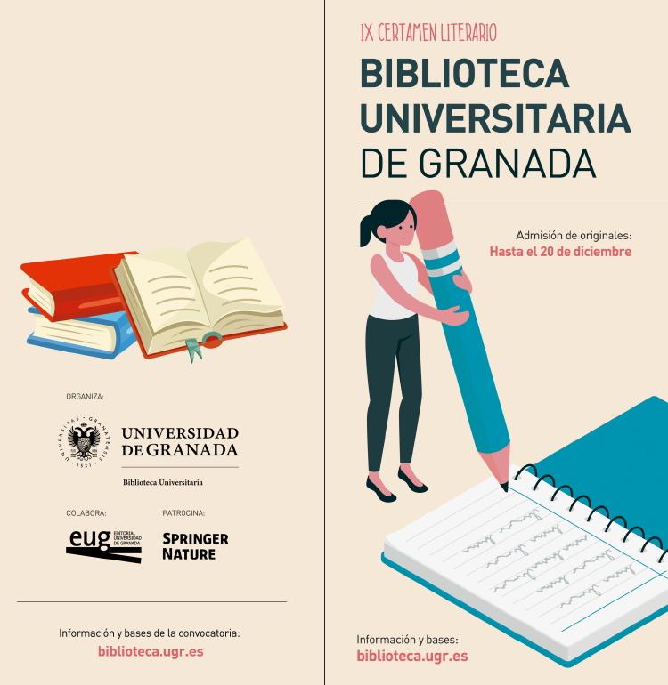Fallo del jurado del IX Certamen Literario de la Biblioteca Universitarias