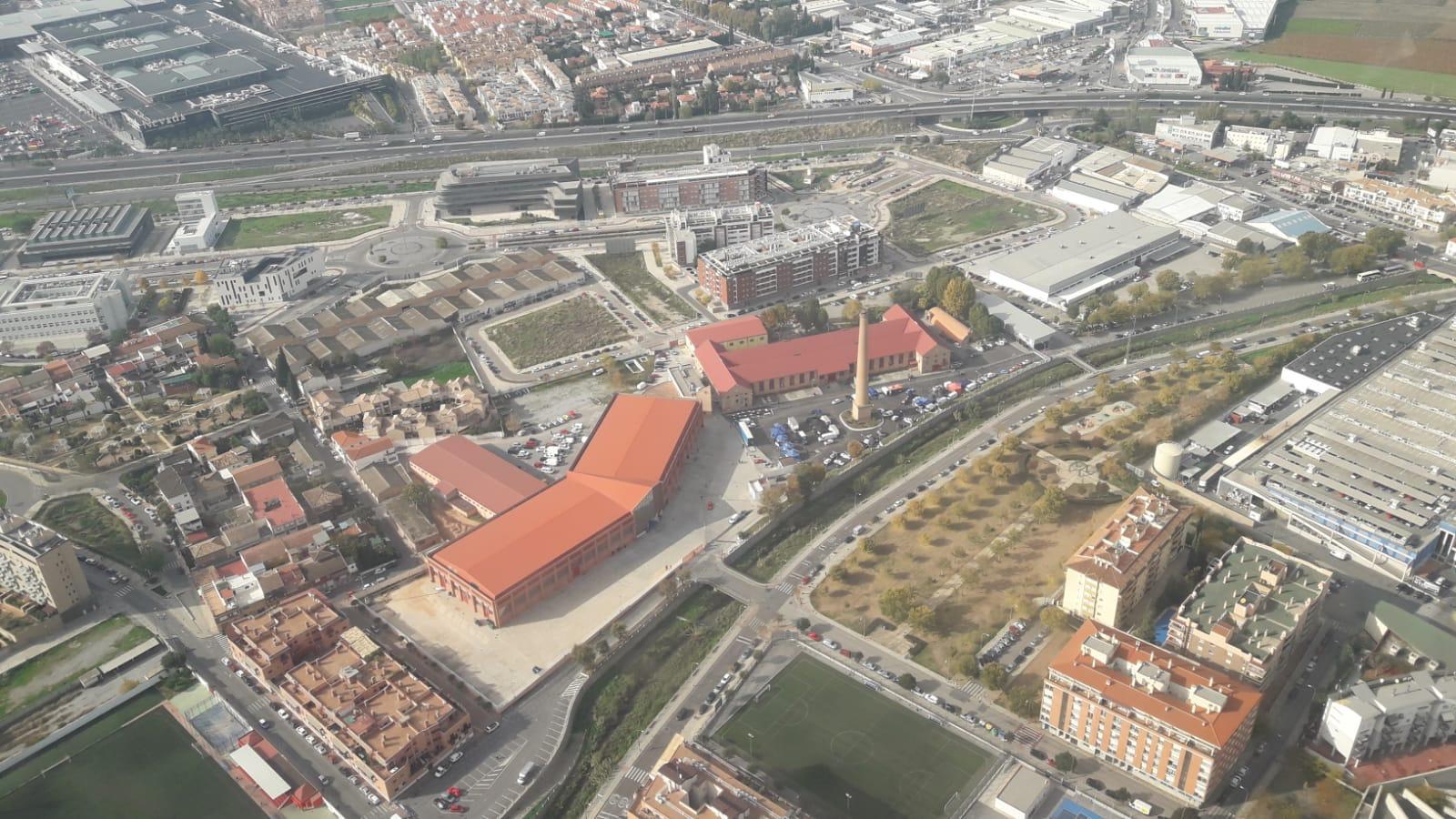 Fermasa no atenderá la petición del Ayuntamiento de Granada de albergar a los 'sin techo' de la capital