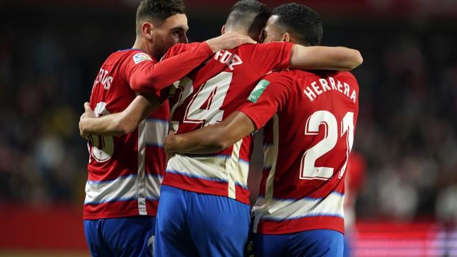 El Granada CF vuelve a la acción… ¡en videojuego!