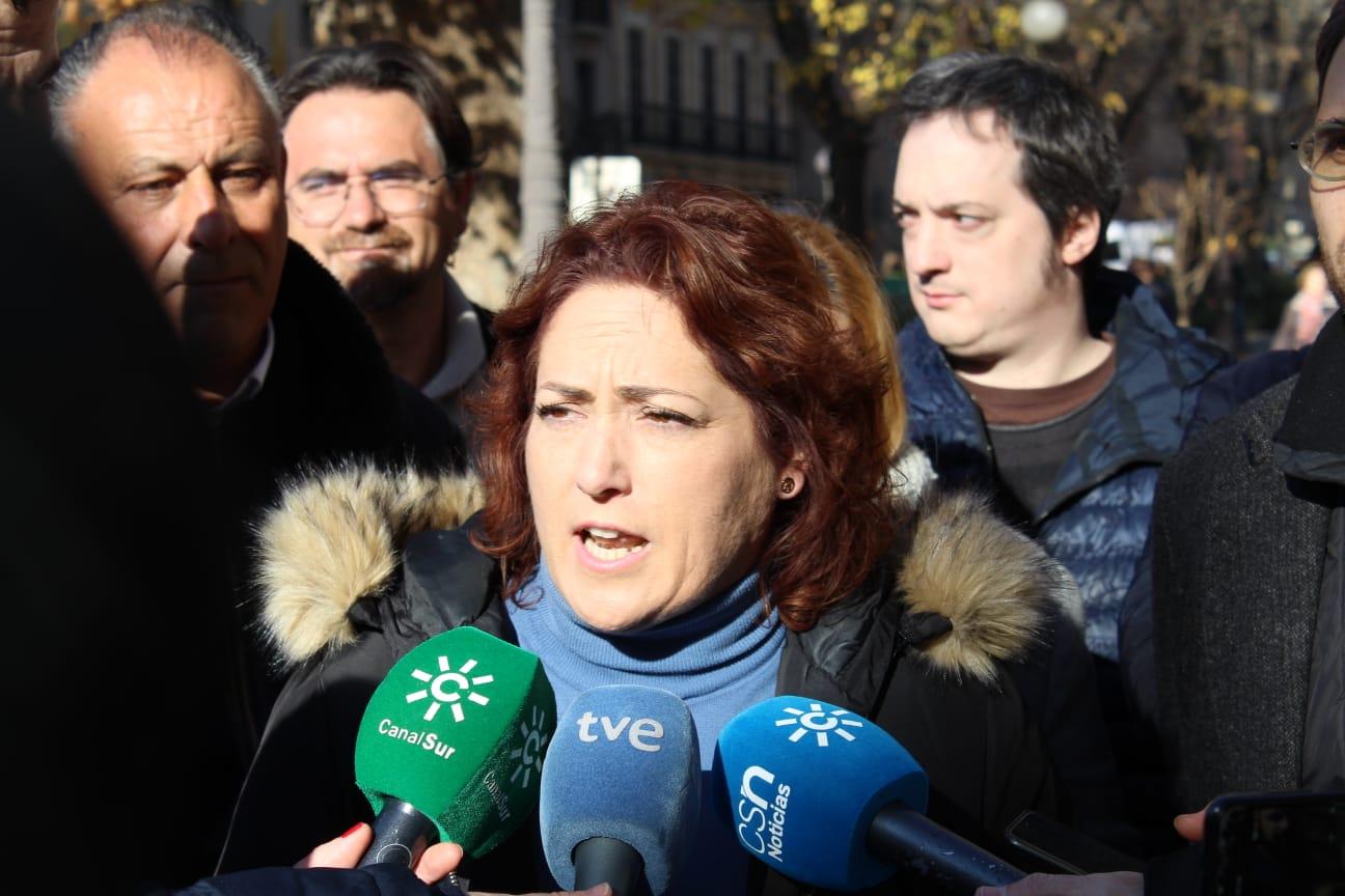 IU plantea el refuerzo de las ayudas económicas y sociales a los municipios por parte de Diputación