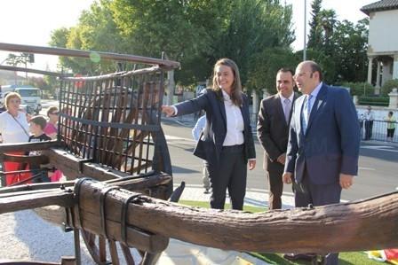 Diputación tendrá que pagar más de 96.000 euros por las obras de una rotonda en Alhendín