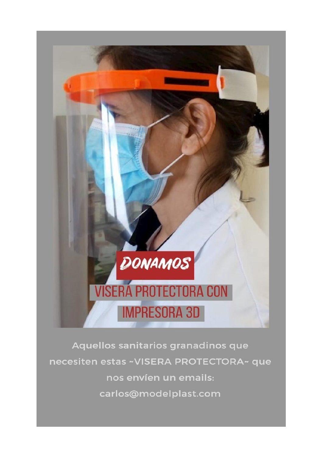 La Hermandad de los Favores dona 700 máscaras faciales a sanitarios del PTS