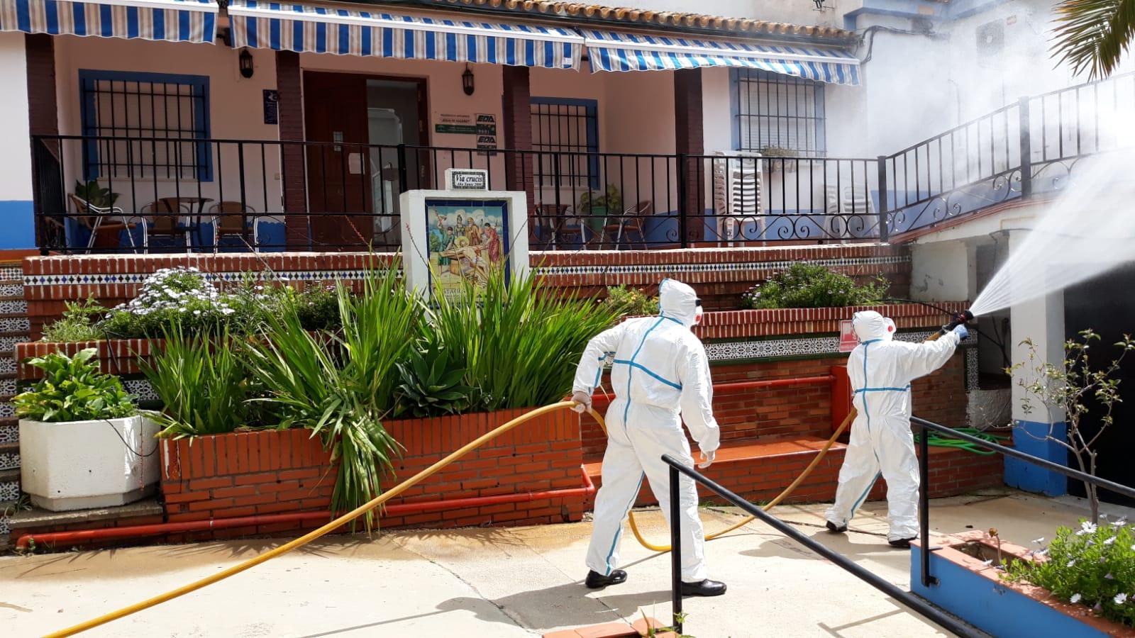 """El PP considera """"decepcionante e ineficaz"""" el plan de desinfección de pueblos de Diputación"""