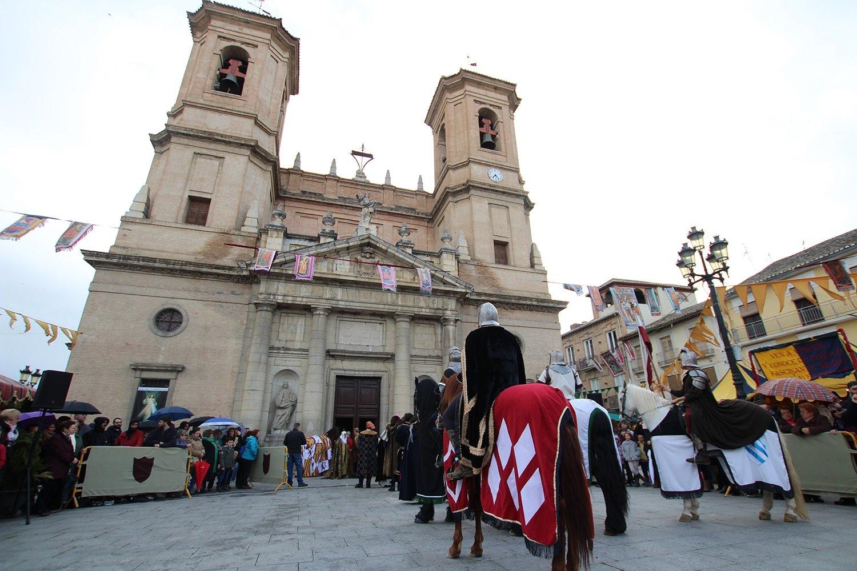 Santa Fe recrea la firma de sus Capitulaciones a través de las redes sociales