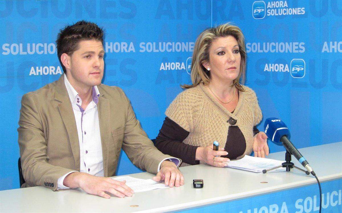 Las ayudas de la Junta son un «balón de oxígeno» para la Alpujarra y el Valle, según afirma el PP