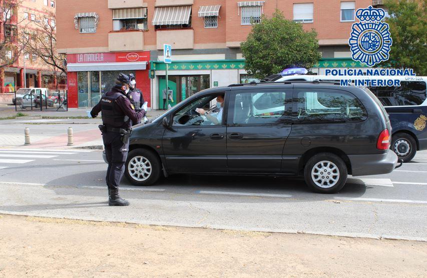 Doce municipios de Granada mantendrán restricciones a la movilidad desde el viernes