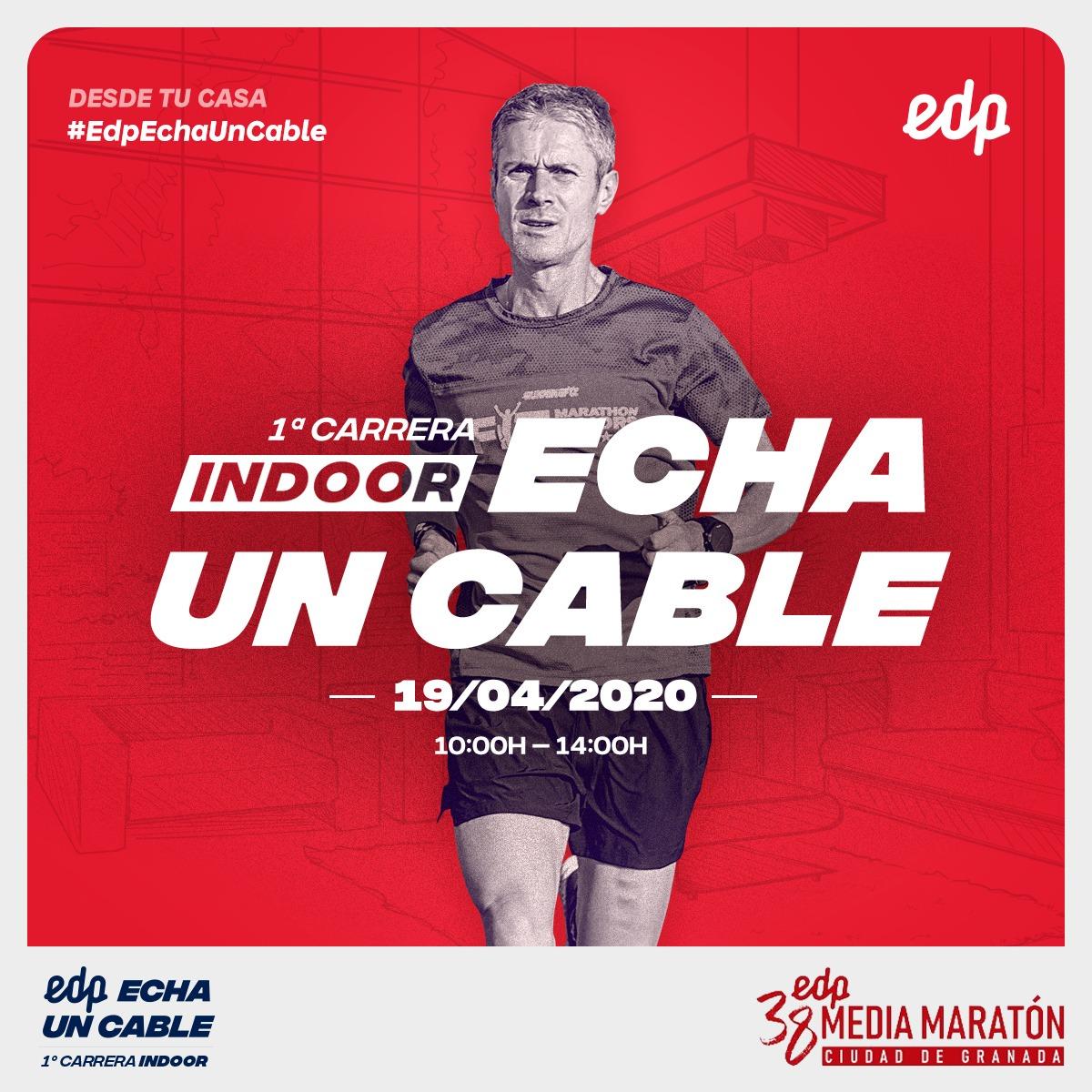 Granada se suma a la carrera indoor #EDPEchaUnCable